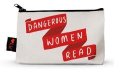 Dangerous Women Read Pencil Pouch Cover Image