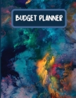 Budget Planner: Monthly Financial Planner, Budget Planner Expense Tracker Bill Organizer Journal Notebook, 8,5'' x 11'', 100 Pages Cover Image