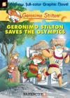 Geronimo Stilton Graphic Novels #10: Geronimo Stilton Saves the Olympics Cover Image