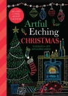 Artful Etching: Christmas Cover Image