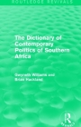 The Dictionary of Contemporary Politics of Southern Africa Cover Image