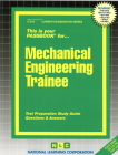 Mechanical Engineering Trainee: Passbooks Study Guide (Career Examination Series) Cover Image