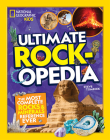 Ultimate Rockopedia: The Most Complete Rocks & Minerals Reference Ever Cover Image
