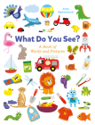 What Do You See? a Book Full of Words and Pictures Cover Image