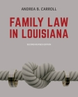 Family Law in Louisiana - Second Edition Cover Image