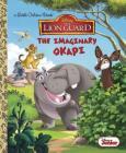 The Imaginary Okapi (Disney Junior: The Lion Guard) (Little Golden Book) Cover Image