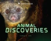 Animal Discoveries Cover Image