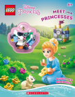 Meet the Princesses (LEGO Disney Princess: Activity Book with Minibuild) Cover Image