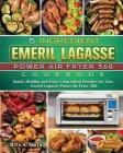 5-Ingredient Emeril Lagasse Power Air Fryer 360 Cookbook Cover Image