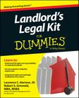 Landlord's Legal Kit for Dummies Cover Image