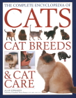 Comp Enc of Cats, Cat Breeds & Cat Care Cover Image