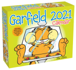 Garfield 2021 Day-to-Day Calendar Cover Image