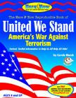United We Stand: America's War Against Terrorism Paperback Book (It's Happening to U.S.) Cover Image
