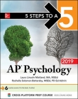 5 Steps to a 5: AP Psychology 2019 Cover Image