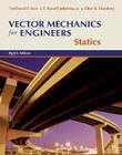 Vector Mechanics for Engineers: Statics [With CDROM] Cover Image