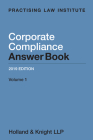 Corporate Compliance Answer Book Cover Image