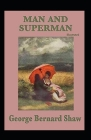 Man and Superman(classics illustrated) Cover Image