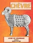 Livre de coloriage - Moins de 10 euro - Animal - Chèvre Cover Image