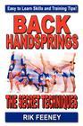 Back Handsprings: The Secret Techniques Cover Image