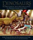 Dinosaurs: The Most Complete, Up-to-Date Encyclopedia for Dinosaur Lovers of All Ages Cover Image