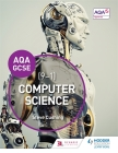 Aqa Computer Science for GCSE Student Book Cover Image