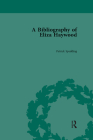 A Bibliography of Eliza Haywood Cover Image