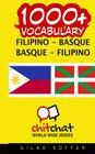1000+ Filipino - Basque Basque - Filipino Vocabulary Cover Image
