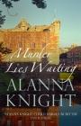 Murder Lies Waiting (Rose McQuinn #8) Cover Image