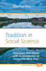 Tradition in Social Science Cover Image