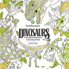 Dinosaurs: A Smithsonian Coloring Book Cover Image