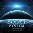 Solar System Calendar 2020: 16 Month Calendar Cover Image