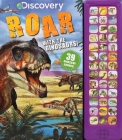Discovery: Roar with the Dinosaurs! (39-Button Sound Books) Cover Image
