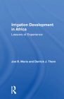 Irrigation Development in Africa: Lessons of Experience Cover Image