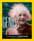 Genius: A Photobiography of Albert Einstein (Photobiographies) Cover Image