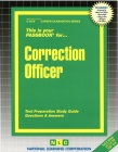 Correction Officer: Passbooks Study Guide (Career Examination Series) Cover Image