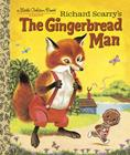 Richard Scarry's The Gingerbread Man (Little Golden Book) Cover Image