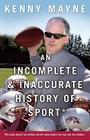 An Incomplete and Inaccurate History of Sport Cover Image