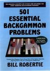 501 Backgammon Problems Cover Image