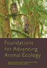Foundations for Advancing Animal Ecology (Wildlife Management and Conservation) Cover Image