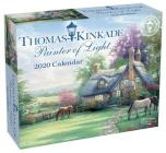 Thomas Kinkade Painter of Light 2020 Day-to-Day Calendar Cover Image