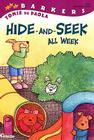 Hide-And-Seek All Week (Barkers: Level 1 (Pb)) Cover Image