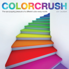 Colorcrush Wall Calendar 2021 Cover Image