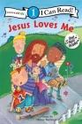 Jesus Loves Me (Zonderkidz I Can Read: Level 1) Cover Image
