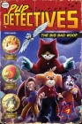 Big Bad Woof (Pup Detectives #7) Cover Image