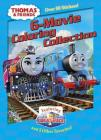 Thomas & Friends 6-Movie Coloring Collection (Thomas & Friends) Cover Image