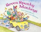 Seven Spunky Monkeys Cover Image