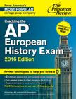Cracking the AP European History Exam Cover Image