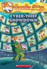 Cyber-Thief Showdown (Geronimo Stilton #68) Cover Image