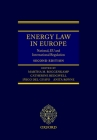Energy Law in Europe: National, EU, and International Regulation Cover Image