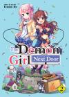 The Demon Girl Next Door Vol. 2 Cover Image